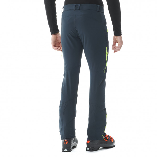 Men's softshell pant - black TOURING LIGHT XCS PT M Millet 3