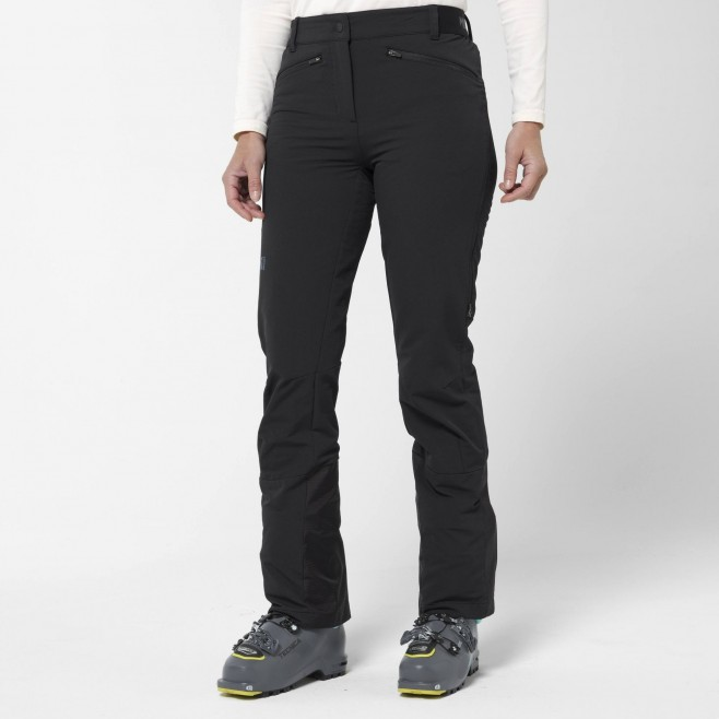 Women's wind resistant pant - red EXTREME RUTOR PANT W Millet 2