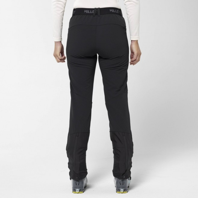 Women's wind resistant pant - red EXTREME RUTOR PANT W Millet 3