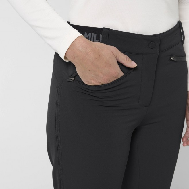 Women's wind resistant pant - red EXTREME RUTOR PANT W Millet 4