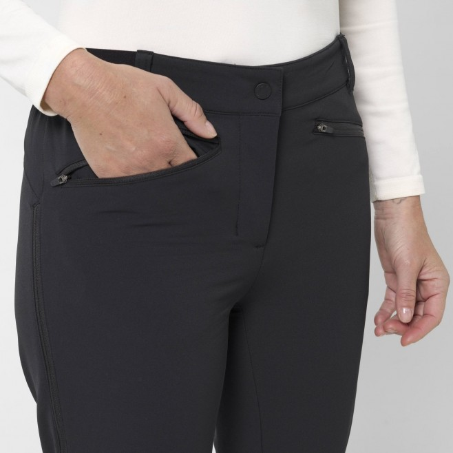 Women's wind resistant pant - red EXTREME RUTOR PANT W Millet 5