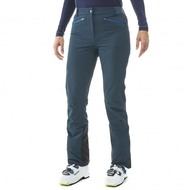 Women's wind resistant pant - navy-blue EXTREME RUTOR SHIELD PT W Millet 2