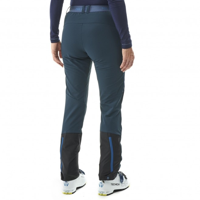 Women's wind resistant pant - navy-blue EXTREME RUTOR SHIELD PT W Millet 3