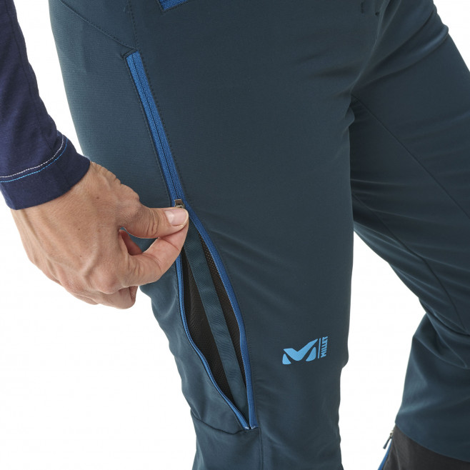 Women's softshell pant - navy-blue EXTREME RUTOR SHIELD PT W Millet 4