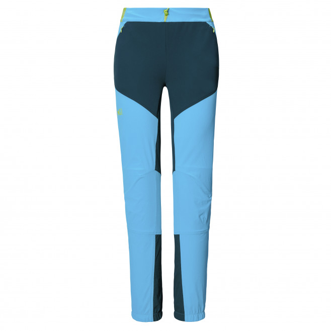 Women's softshell pant - blue EXTREME TOURING FIT PT W Millet