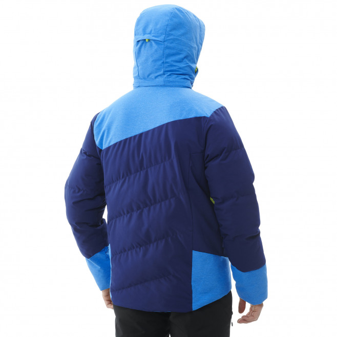 Men's waterproof jacket - navy-blue SUN PEAKS STRETCH JKT M Millet 5