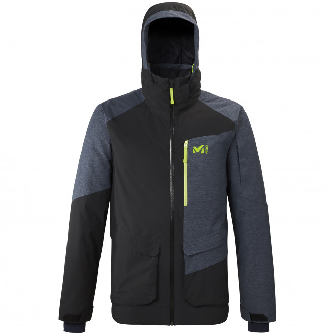 Men's waterproof jacket - black MOUNT TOD JKT M Millet