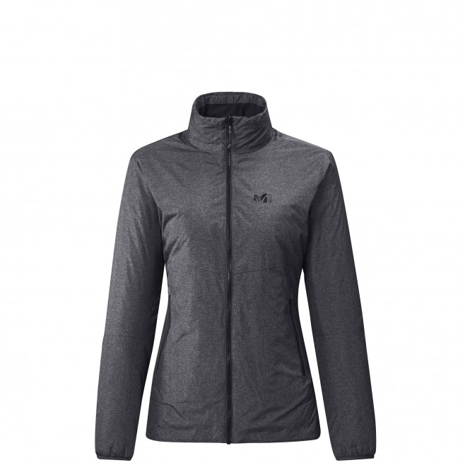 Women's 3 in 1 jacket - grey POBEDA II 3 IN 1 JKT W Millet 2