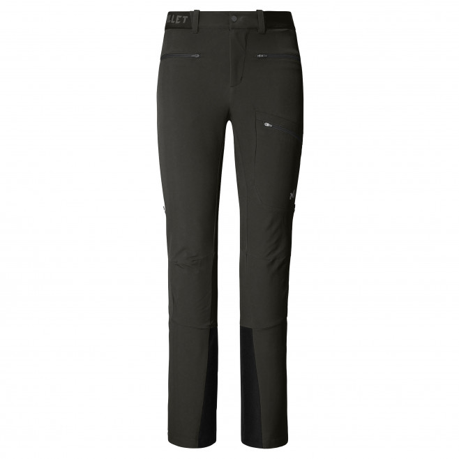 Men's softshell pant - black EXTREME RUTOR SHIELD PT M Millet