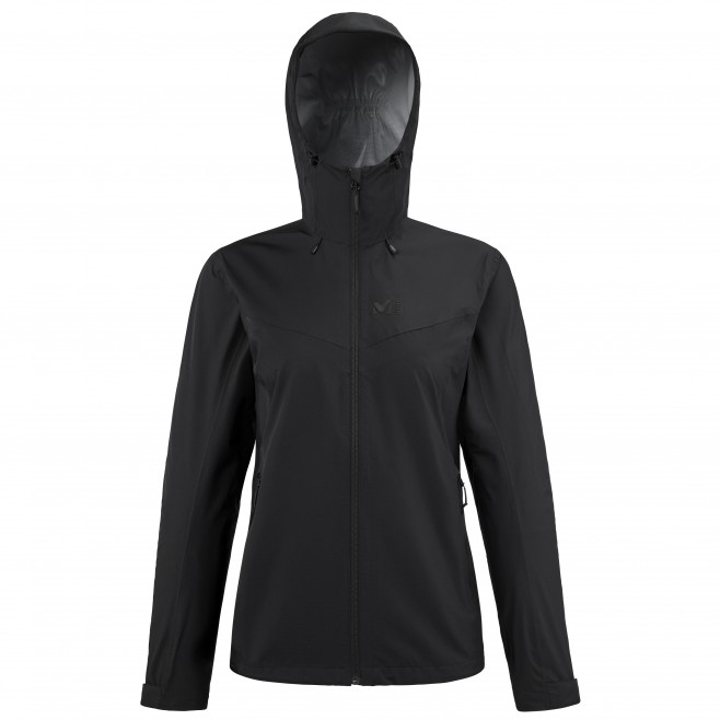 Women's waterproof jacket - black FITZ ROY III JKT W Millet
