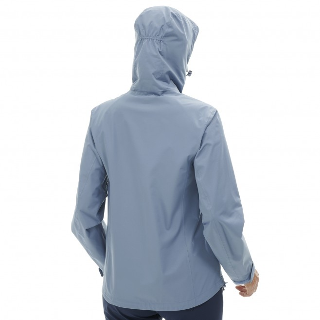 Women's waterproof jacket - blue FITZ ROY III JKT W Millet 3