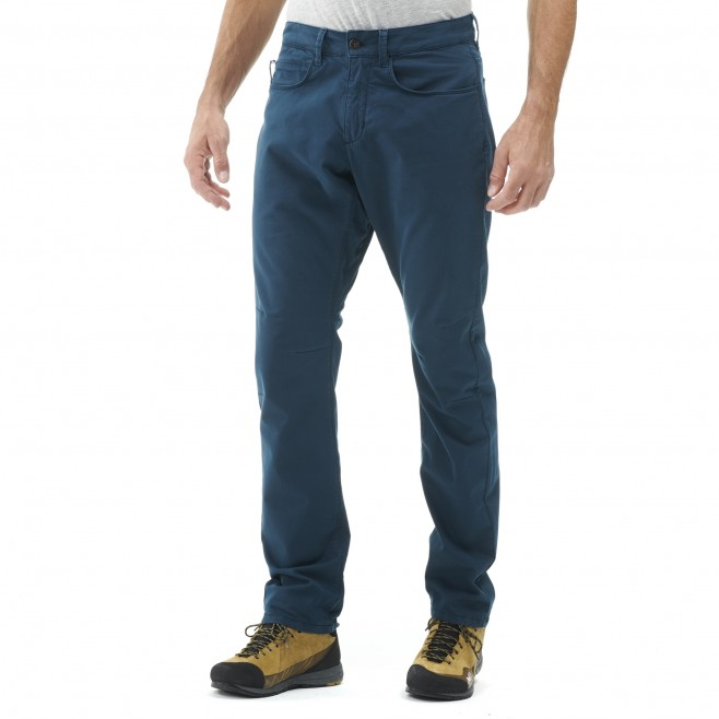 Men's  stretch pant - navy-blue RED WALL STRETCH PT M Millet 2