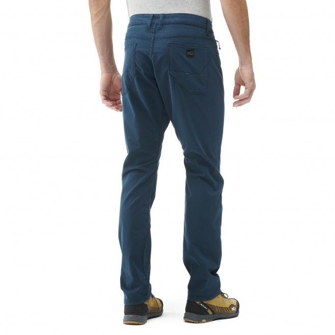 Men's  stretch pant - navy-blue RED WALL STRETCH PT M Millet 3