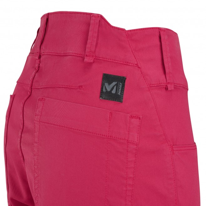 Women's pant - red RED WALL STRETCH PANT W Millet 2