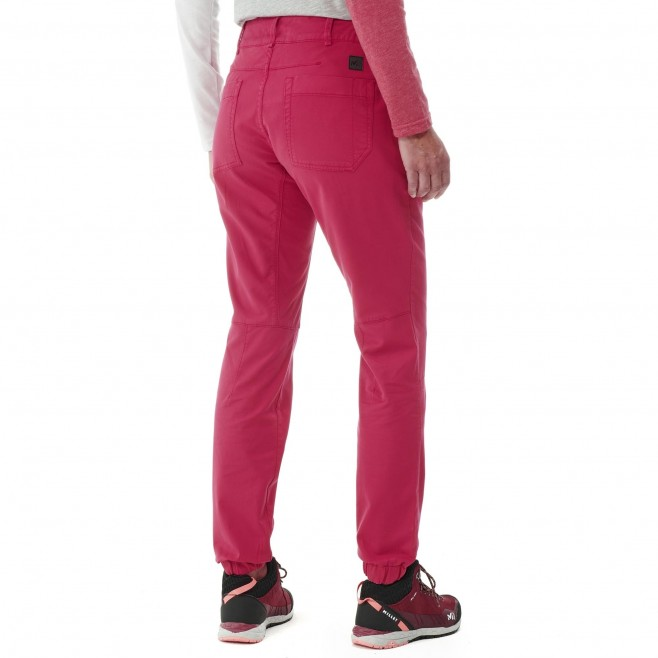 Women's pant - red RED WALL STRETCH PANT W Millet 5