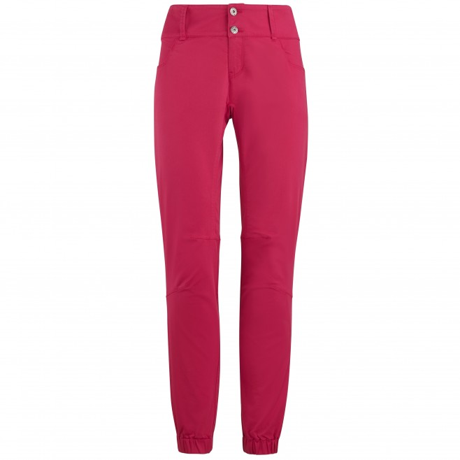 Women's pant - red RED WALL STRETCH PANT W Millet