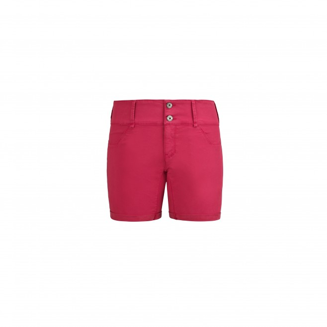 Women's short - red RED WALL STRETCH SHORT W Millet
