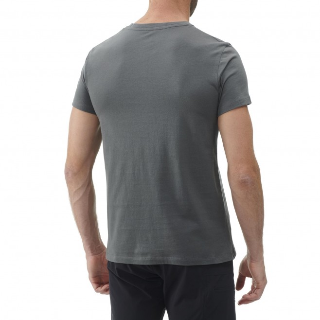 Men's tee-shirt - blue MILLET SQUARE TS SS M Millet 3