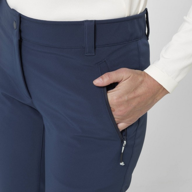 Women's softshell pant  - navy blue TRACK III PANT W Millet 4