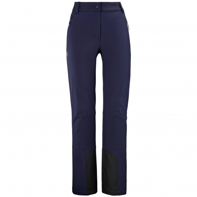 Women's softshell pant  - navy blue TRACK III PANT W Millet