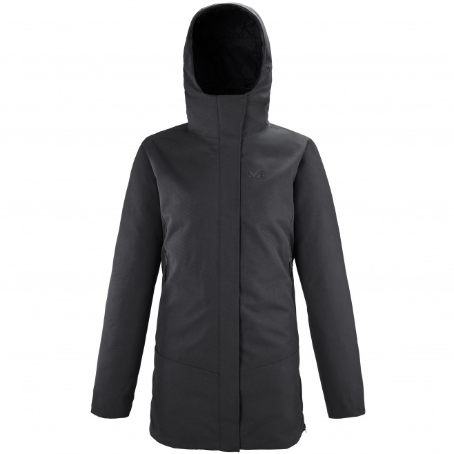 Women's waterproof jacket - black TENO PARKA W Millet