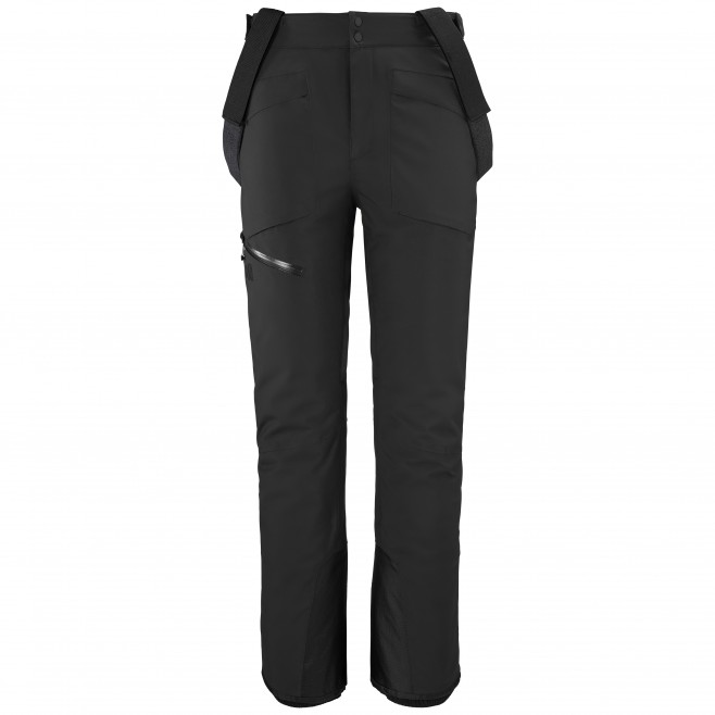 Men's waterproof pant - black ALAGNA STRETCH PT M Millet