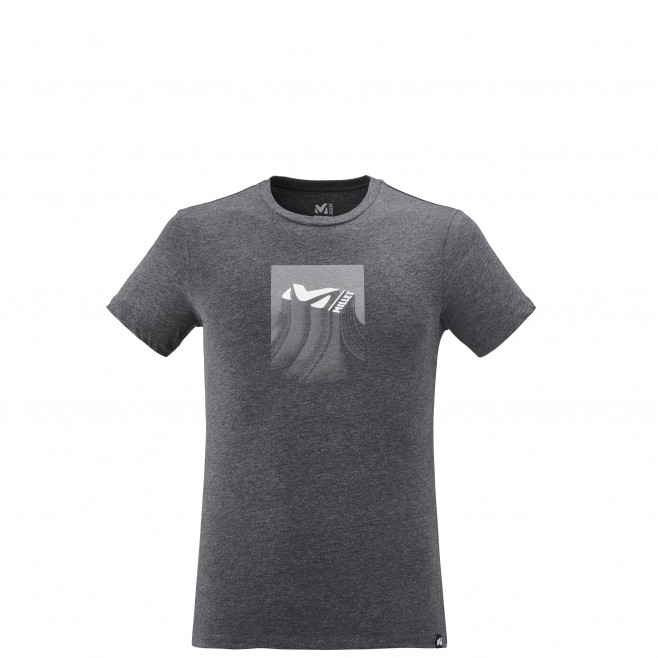 Men's tee-shirt - black RELIEF TS SS M Millet