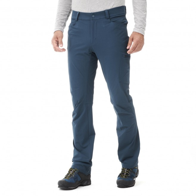 Men's wind resistant pant - navy-blue WANAKA FALL STRETCH PANT M Millet 2