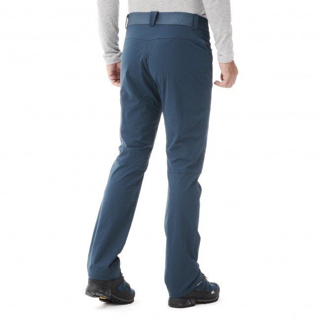 Men's wind resistant pant - navy-blue WANAKA FALL STRETCH PANT M Millet 3