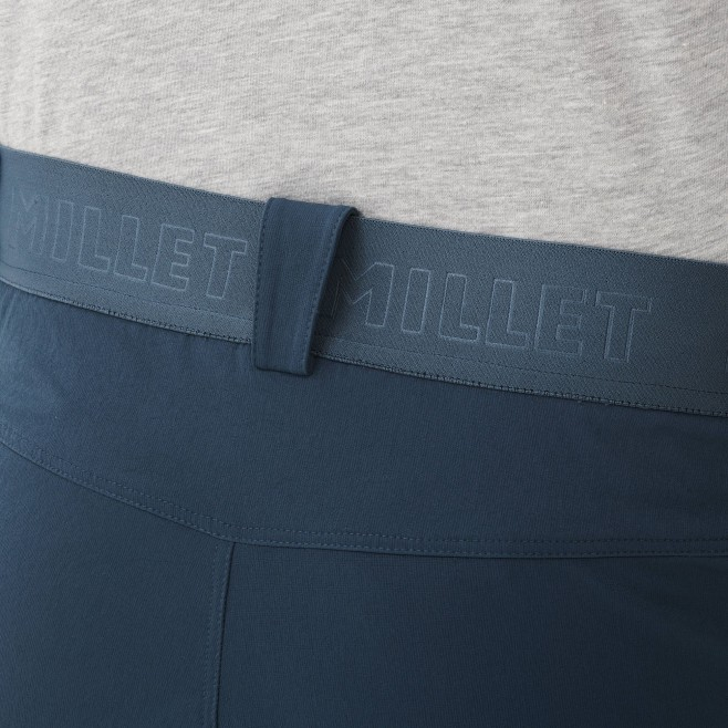 Men's wind resistant pant - navy-blue WANAKA FALL STRETCH PANT M Millet 6