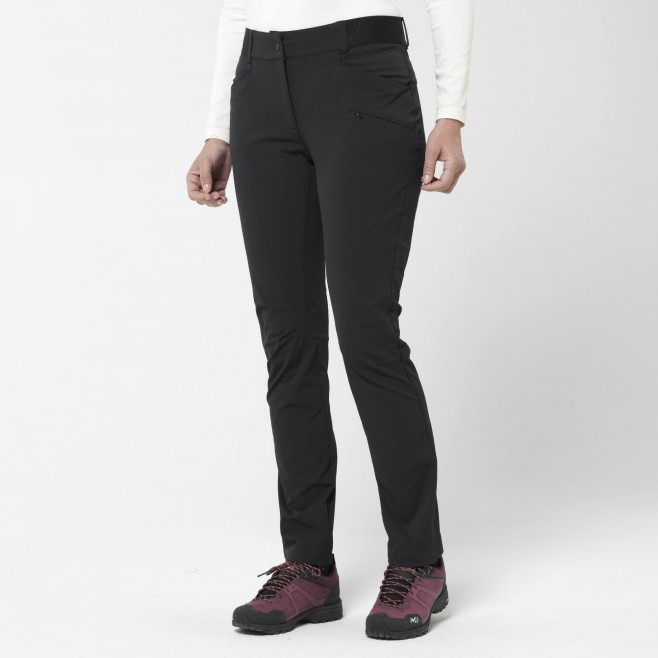 Women's wind resistant pant - navy-blue WANAKA FALL STRETCH PANT W Millet 2