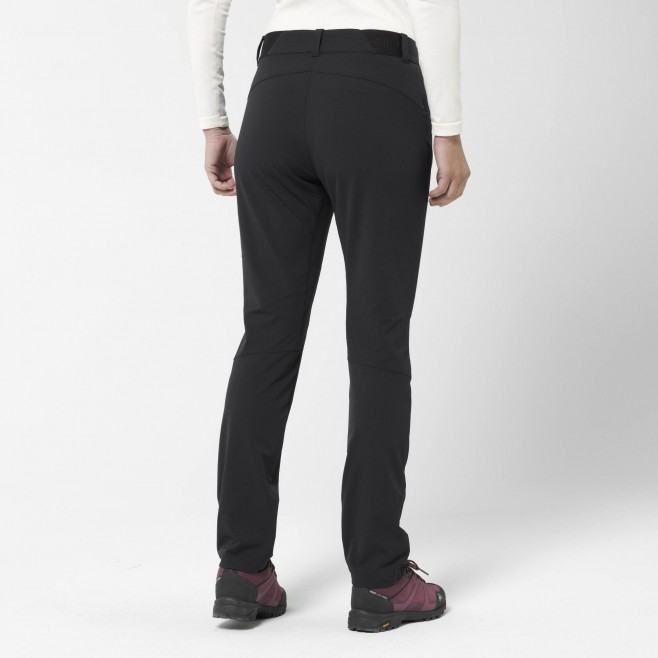 Women's wind resistant pant - navy-blue WANAKA FALL STRETCH PANT W Millet 3