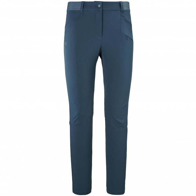 Women's wind resistant pant - navy-blue WANAKA FALL STRETCH PANT W Millet
