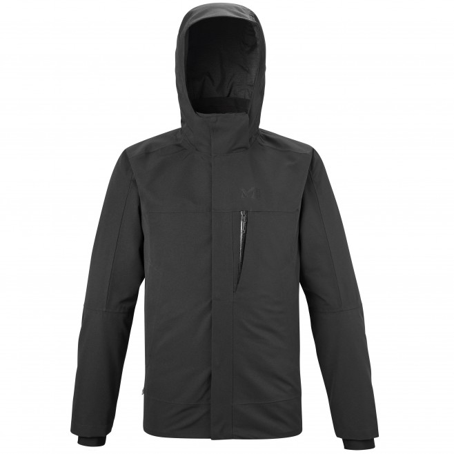 Men's 3 in 1 jacket - black POBEDA II 3 IN 1 JKT M Millet