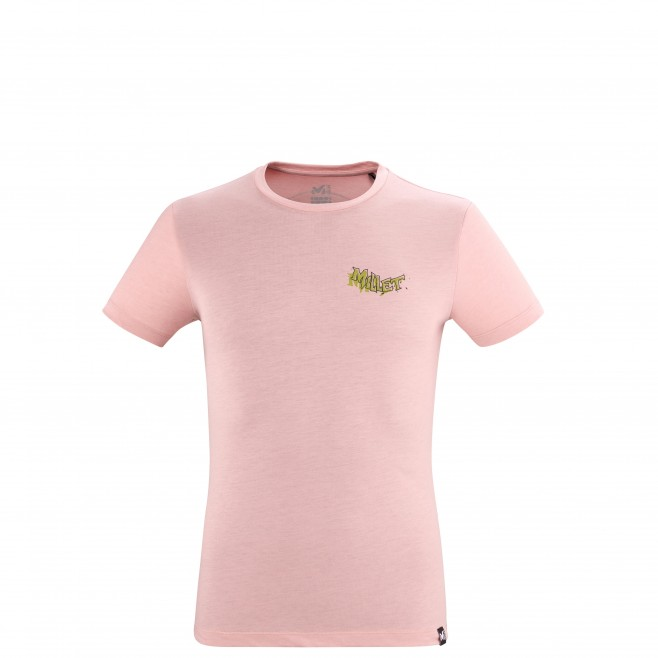 Men's  tee-shirt - pink LIMITED COLORS TS SS M Millet