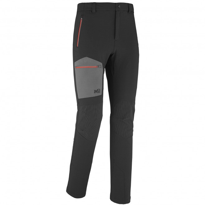 Men's wind resistant pant - mountaineering - black LEPINEY XCS CORDURA PANT Millet