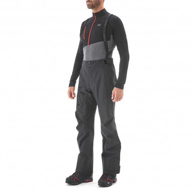 Men's Gore-Tex pant - black ELEVATION GTX PANT M Millet 6