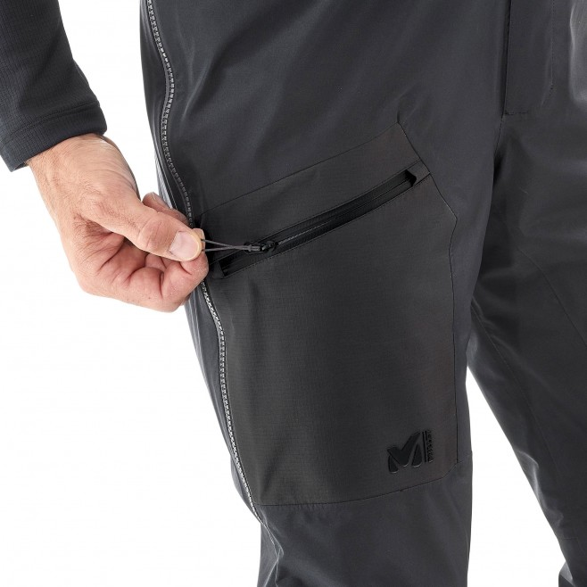 Men's Gore-Tex pant - black ELEVATION GTX PANT M Millet 5