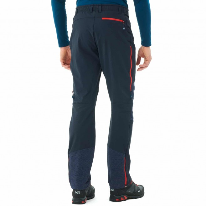 Men's light pant - navy-blue TRILOGY ADVANCED CORDURA PANT M Millet 3