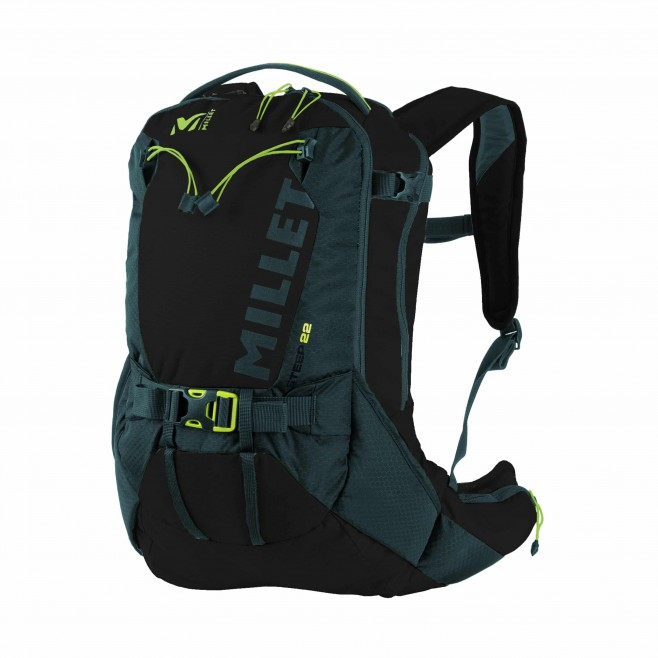 Backpack - black STEEP 22 Millet