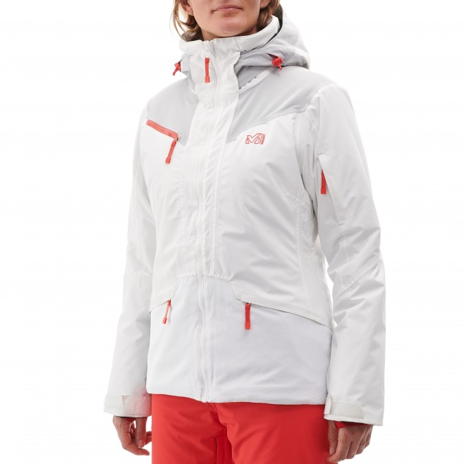 Women's jacket - ski - purple LD THUDAKA JKT Millet 2