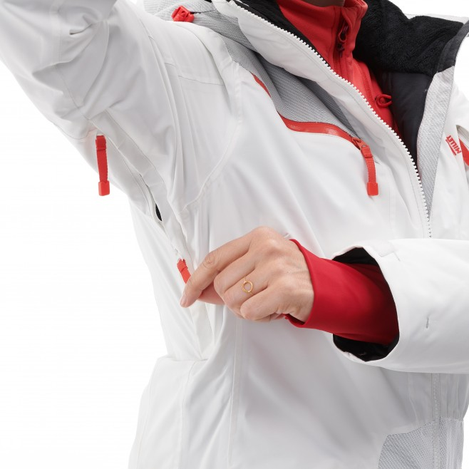 Women's jacket - ski - purple LD THUDAKA JKT Millet 4