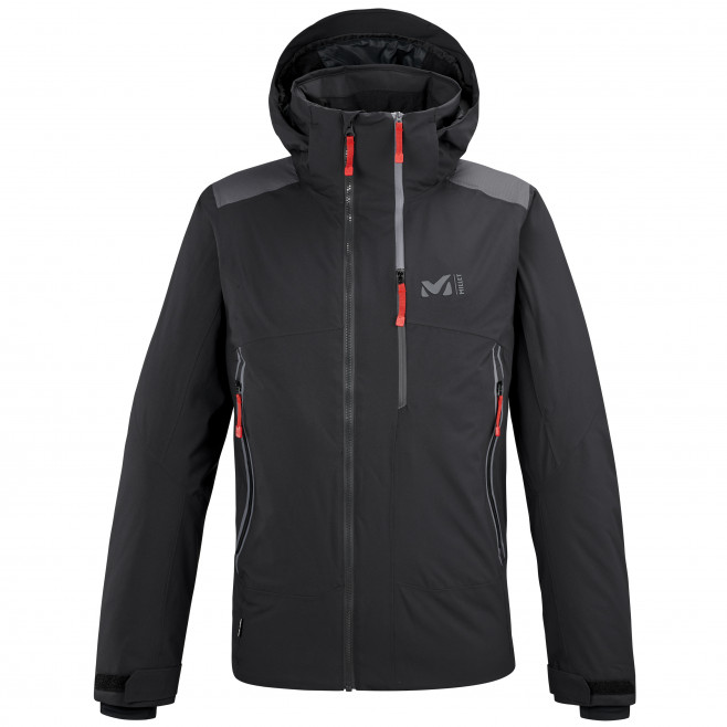 Men's jacket - ski - black 7/24 STRETCH JKT Millet