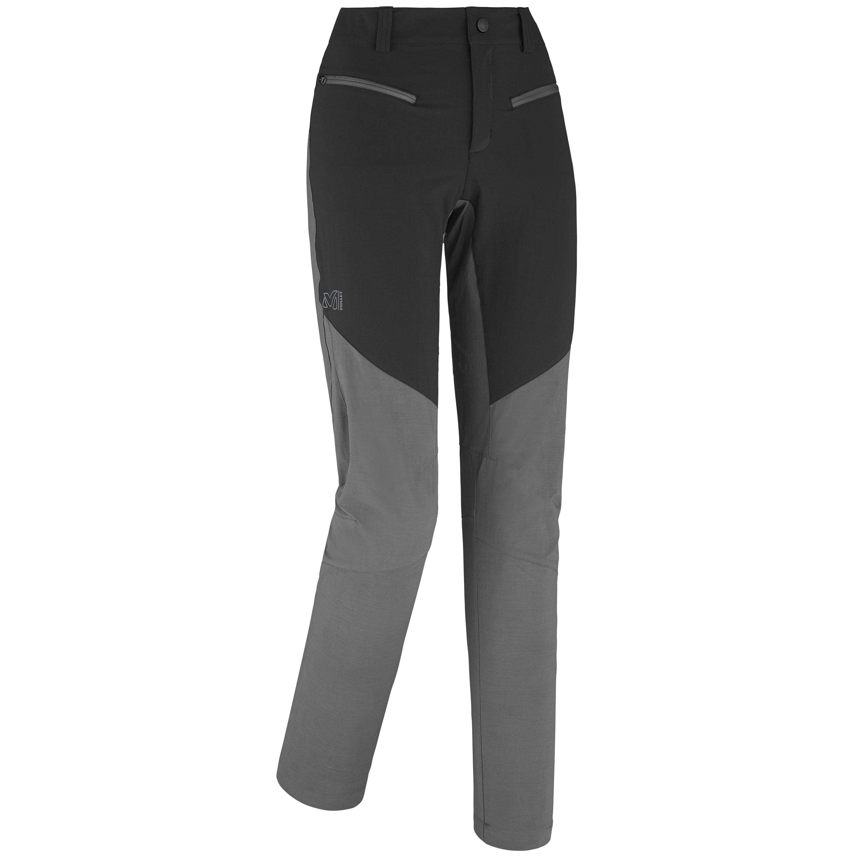 bea735c4370c Lifestyle Sporty Slim Woman in Black Pants – Summer Collection Glamor Stock  Photo – 19120928