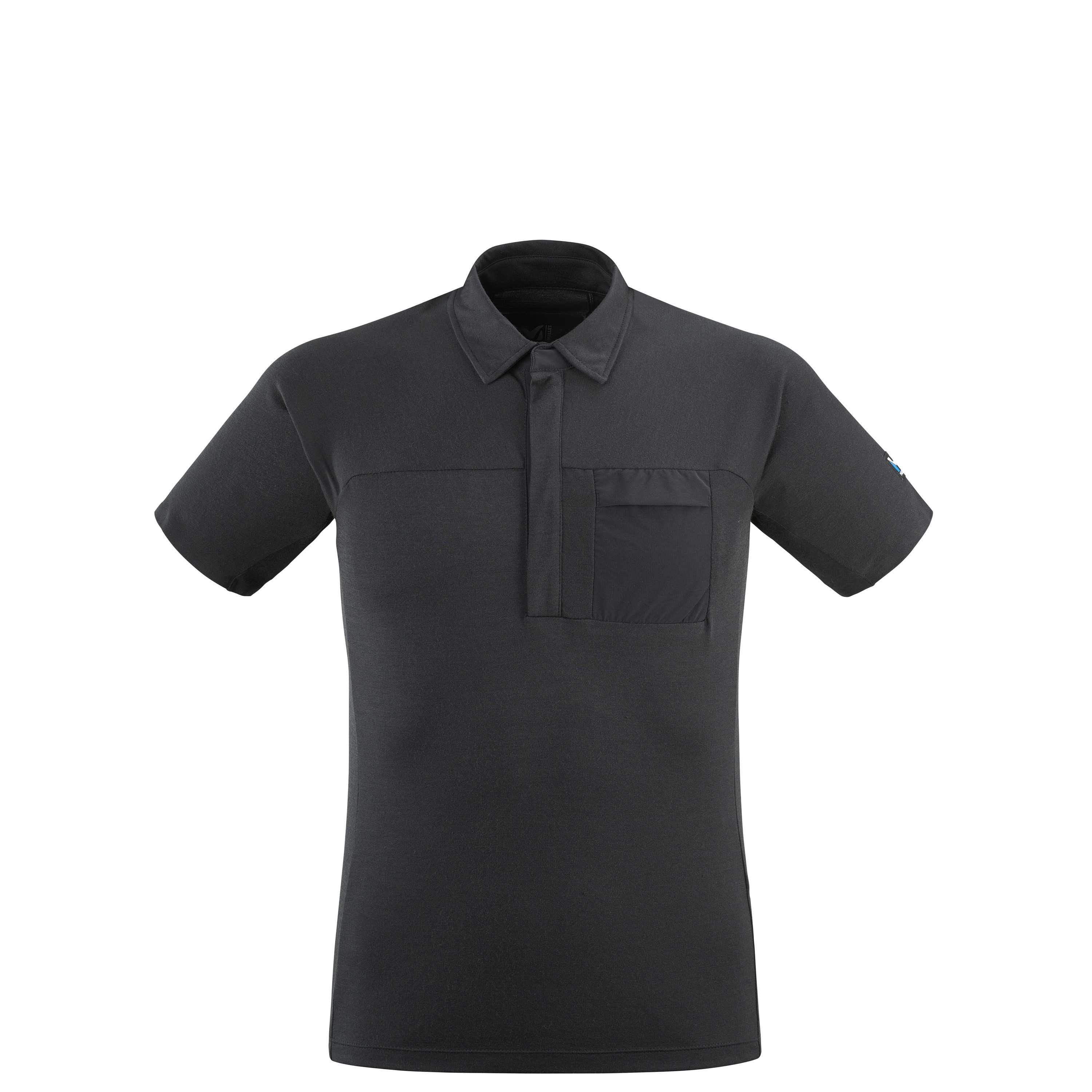 TRILOGY SIGN WOOL POLO M