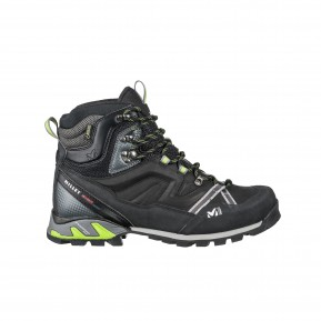 High Route Gtx Charcoal/Acid Green Millet International