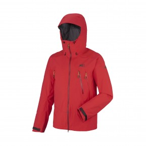 K Gtx Pro Jkt Red - Rouge Millet International