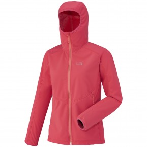 LD SHUKSAN HIGH LOFT HOODIE Millet International