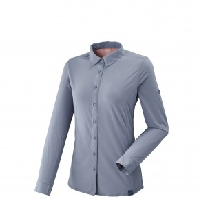 LD BIWA STRETCH SHIRT LS Millet International