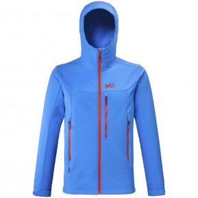 Track Hoddie M Electric Blue Millet International